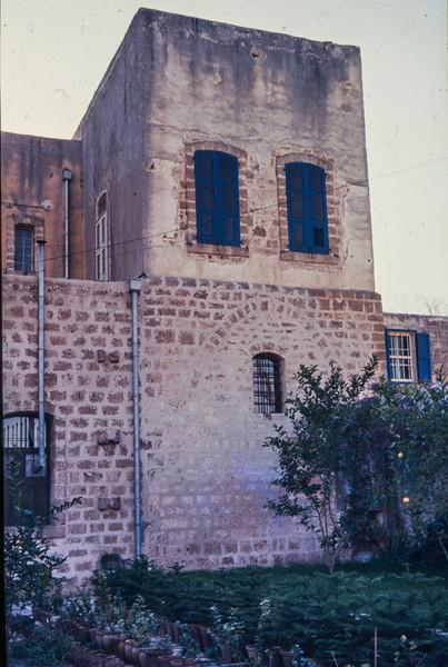 1971 Prison at Akka