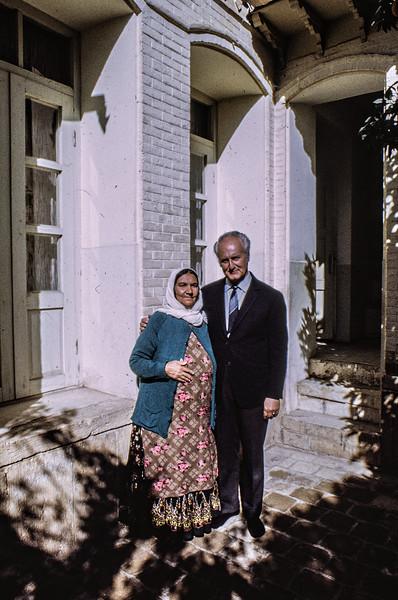 1971 Shiraz, Iran - House of the Bab - 10-Edit