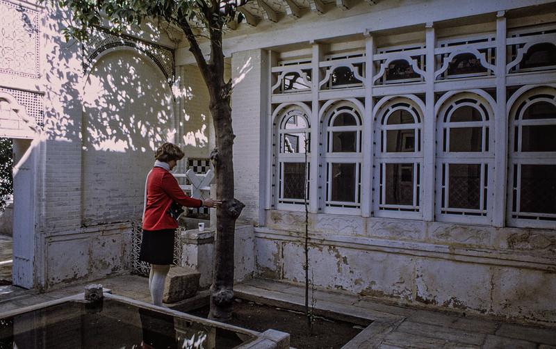 1971 Shiraz, Iran - House of the Bab - 1-Edit