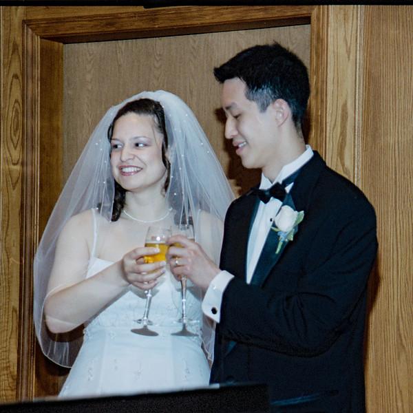 2005-05-22 Erica & Mike's wedding - e - 23