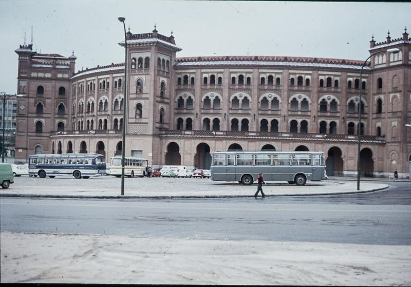 1962-06 Plaza de Toros - Madrid