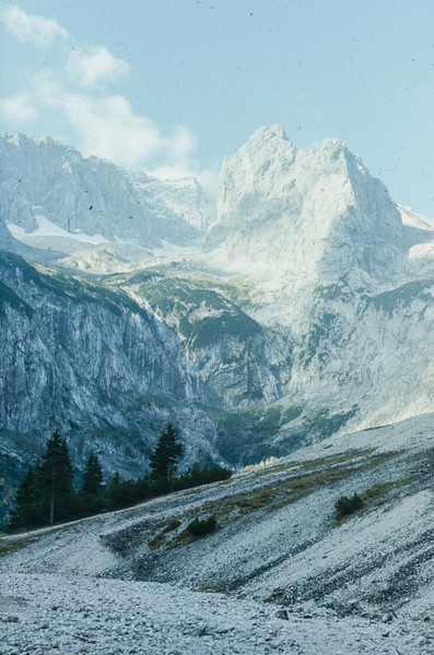 "1972 The Zugspitze - Germany   <a href=""http://en.wikipedia.org/wiki/Zugspitze"">http://en.wikipedia.org/wiki/Zugspitze</a>"