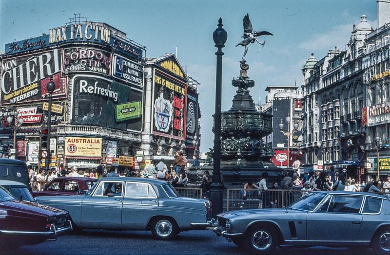 1972 July - London