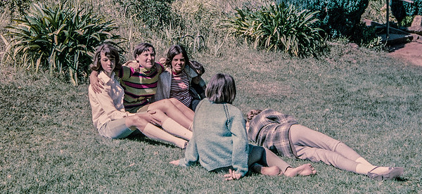 1969 Baha'i School at Geyersville, CA and trip to Mexico