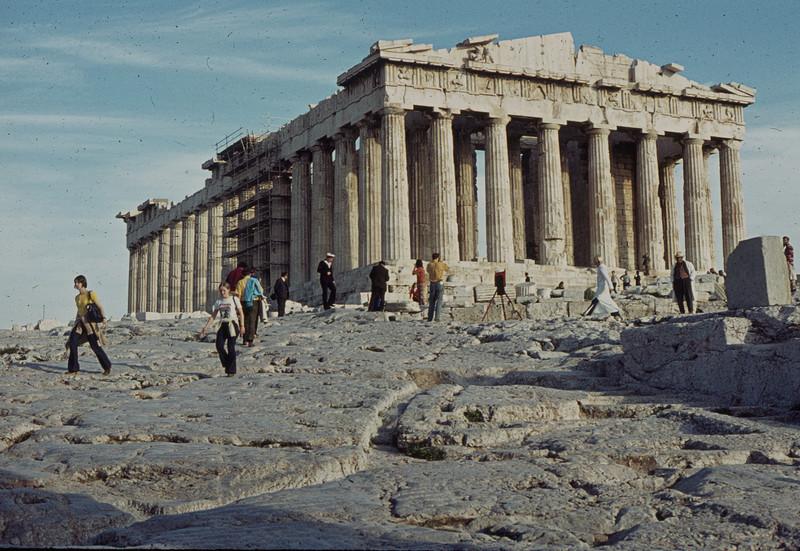 1972-11-21 The Parthenon on the Acropolis-Edit