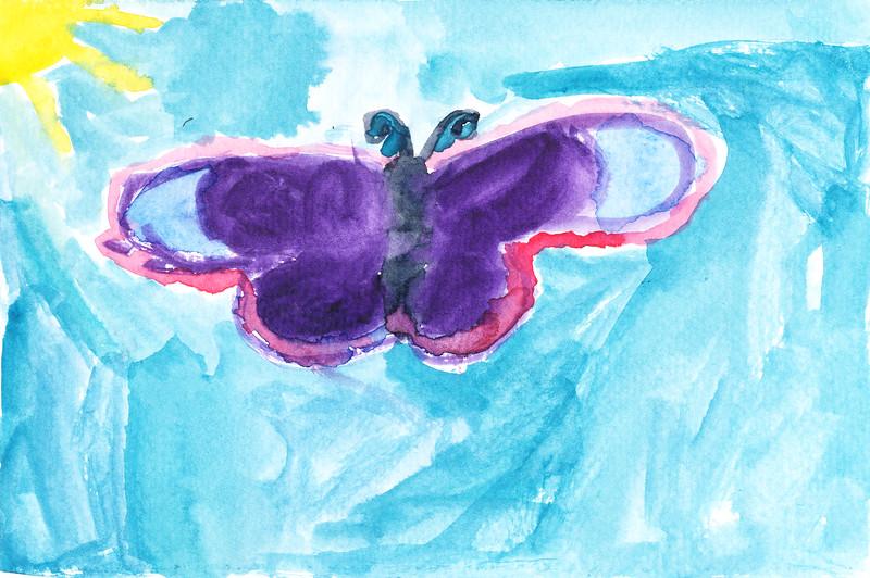 2014-08-24 Watercolor - Emilia Corinne Hwang