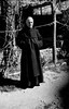 Sort ID: 1962-Q1-4  Image ID: E002 Fr Jose Domingo Jacques in Montserrat, near Barcelona; this priest lived in Florence AZ