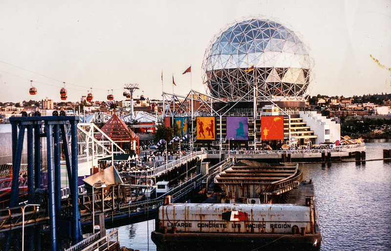 1986 Vancouver, BC - Expo 86