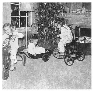 December 56  With Sherry Dunnett