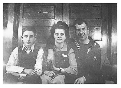 Joe, Martha, and Gabe