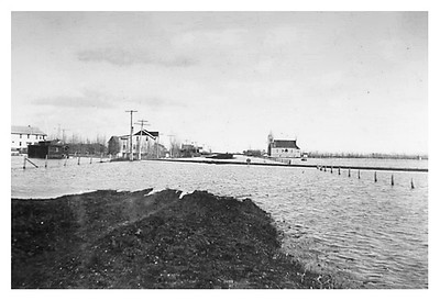 Brunkild Flood Spring 1941