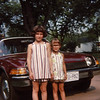 Chris & Wendy in front of my Pacer