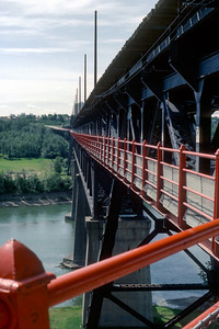 High Level Bridge - Edmonton, Alberta