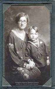 Scanned/digitized Family photos