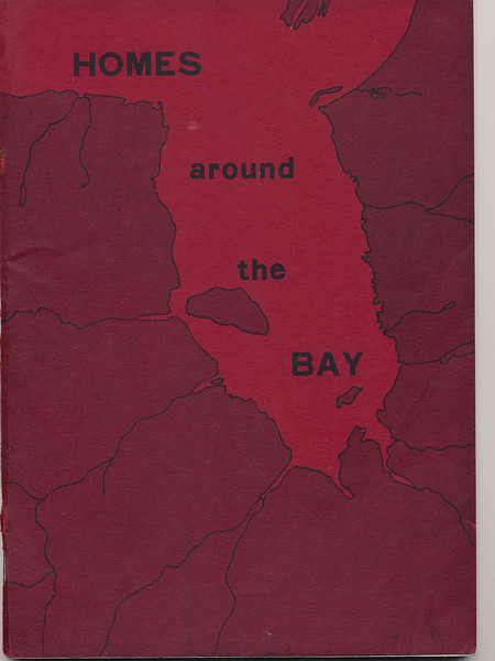Homes around the Bay 1971: cover