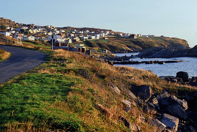 Nova Scotia from old slides