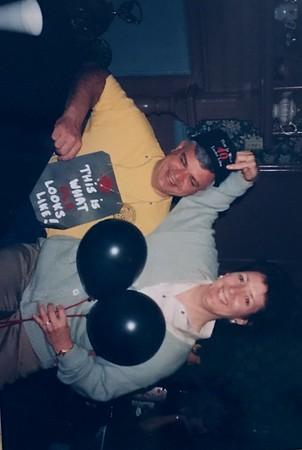 Gene's 40th birthday julie marions