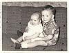 Craig and Tony Walsh, half cousins - 1960s.