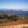 San Francisco - Golden Gate and Bay