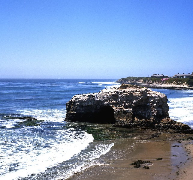 Lighthouse Point, Santa Cruz, CA