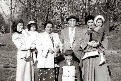 #7 Riccio Family 1953