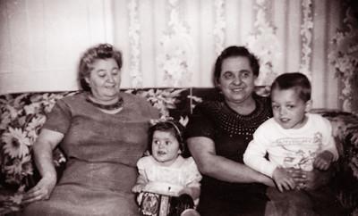 #9 MeMa Nonnie Anthony Regina