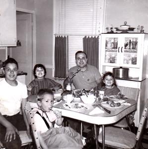 #29 Sunday Dinner 1962