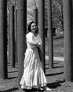 Angela in the Park 2