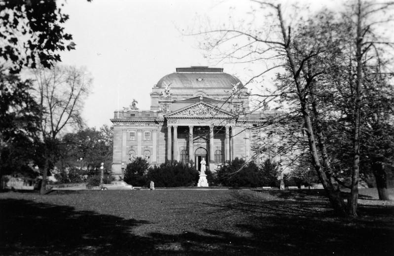 """""""Concert Hall, Wiesbaden"""""""