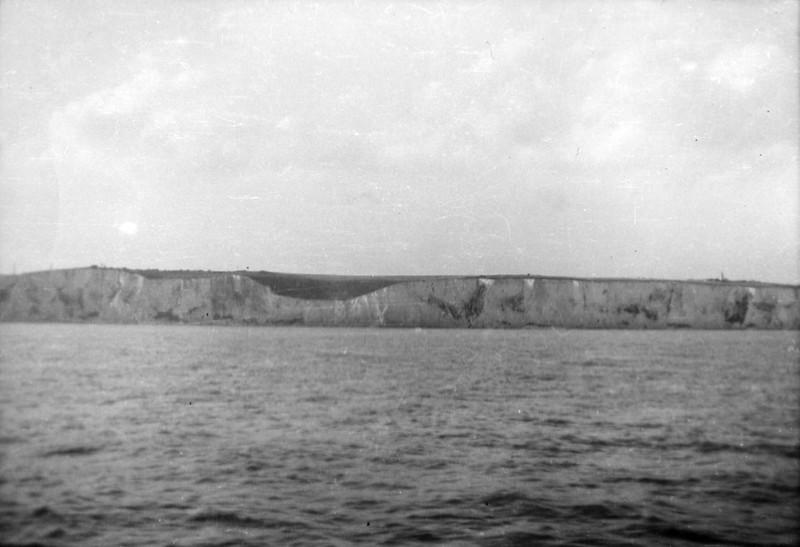 """White Cliffs of Dover, 1952"""