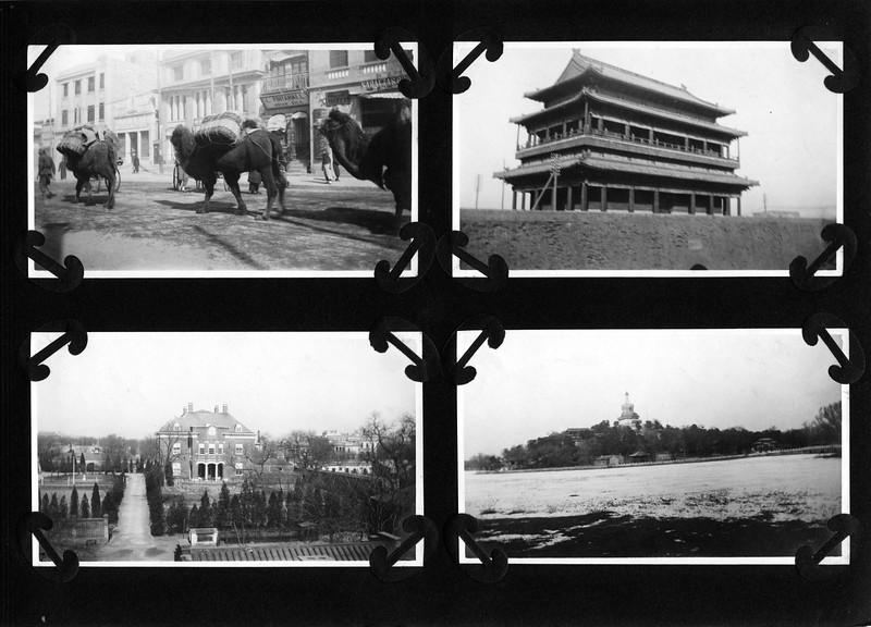 From John DeVries's China album. Album page 2.
