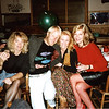 Doug with 3 others in Ketchum.  Approx late 1980's or early 1990's.