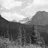 On road to Field, B.C., Yoho National Park, Canada. July 1937