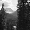 On road to Field, B.C., Yoho National Park. July 1937
