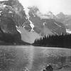 Moraine Lake, Valley of The Ten Peaks, Banff Nat'l Park - Alberta, Canada