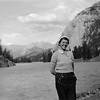 Spray River near Banff. July 1937