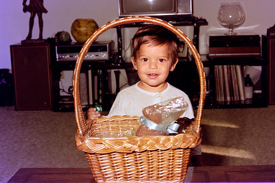 1976-4-18 #1 Anthony's First Easter
