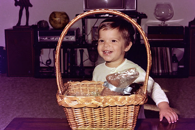 1976-4-18 #2 Anthony's First Easter