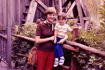 1977-10-21 #4 Anthony At Disney