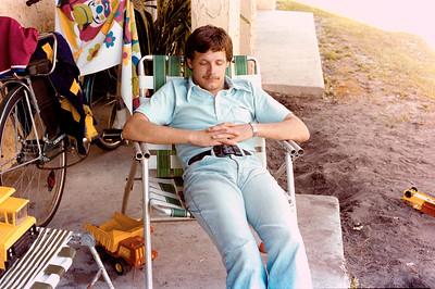 1978-3-26 #3 Easter Aunt Ceil
