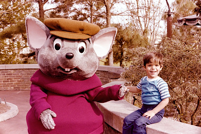 1978-3-15 #3 Anthony's 2nd Visit To Disney
