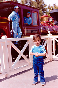 1978-3-15 #1 Anthony's 2nd Visit To Disney