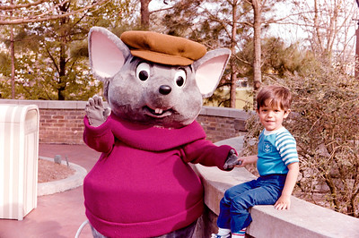 1978-3-15 #2 Anthony's 2nd Visit To Disney