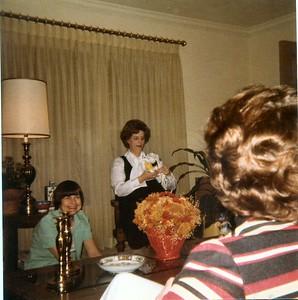 Maxine McClain, Shirley