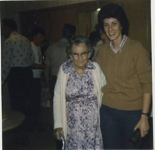 Granny Mac 95th - Granny Mac, Nancy