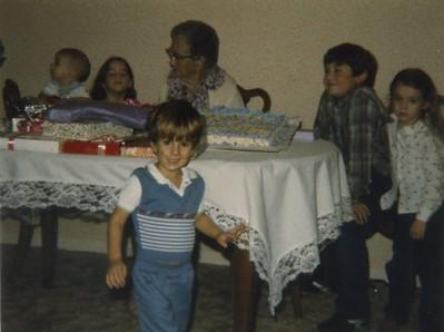 Granny Mac 95th - Chris