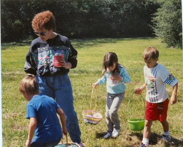 Rob, Mary Lynn, Jenna, Unknown kid
