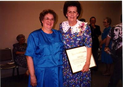 Mary Smith, Golda