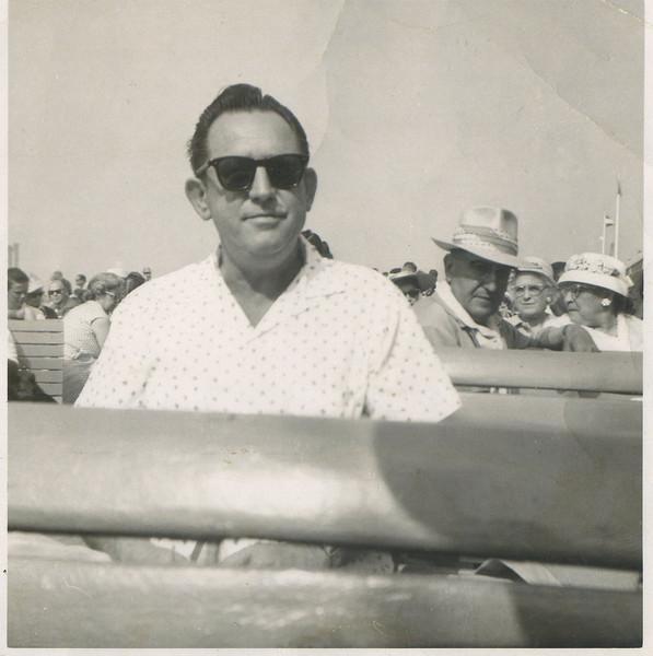 Harry, July 15, 1960