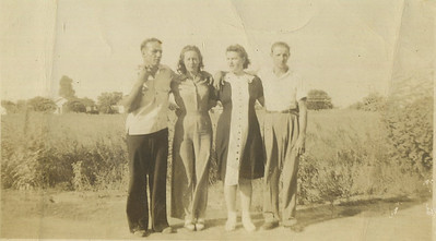 Willie, Ruth, Mabel, Luther